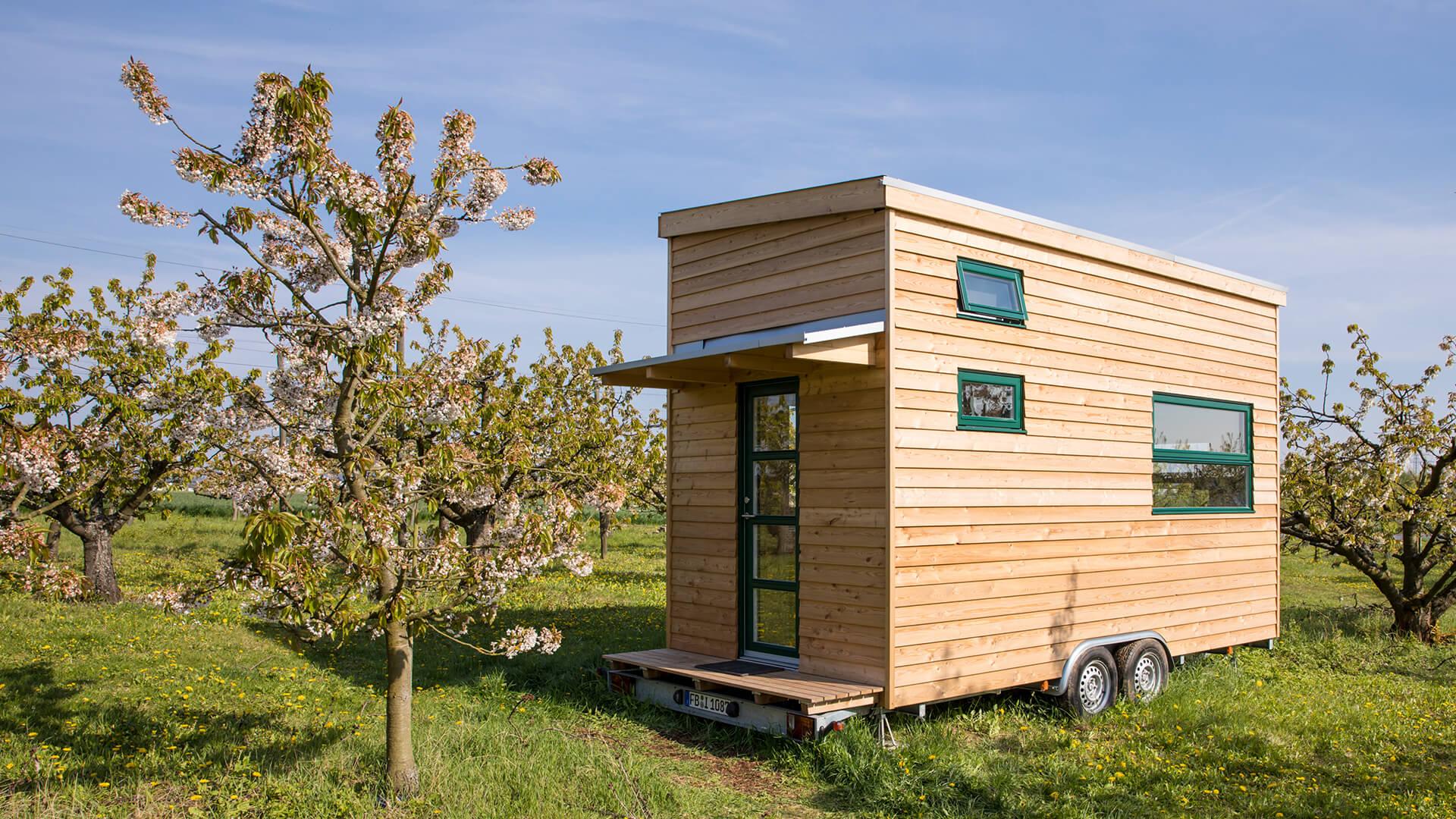 Startseite Tiny House
